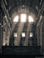 Rome in duotone. Vatican I by crelight