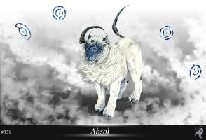 Absol by ConnorMaxon