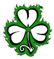 Shamrock Tattoo by i-steal-kegs