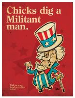 Uncle Sam by pocza