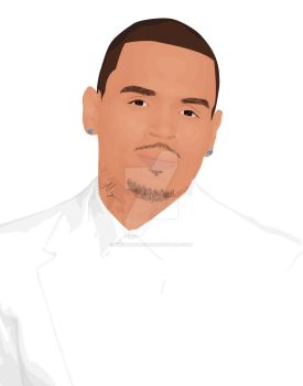 Chris Brown by maejorsteeze