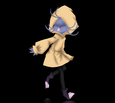 Little Nightmares Phoebe by SkitzOpheliac