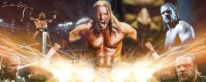 Triple H Xplosion by SentonB