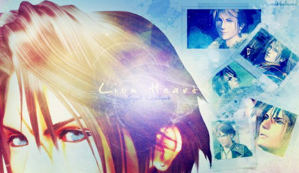 Squall Leonhart Wallpaper by sweetbeloved