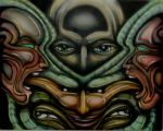 4faces by QUERTA420