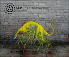 SCP-372 by ArticZephyr