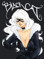 Black Cat by DestructorCAT