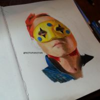 Party Poison by notapanicfan