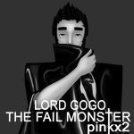 pinkx2: THE FAIL MONSTER by pinkx2