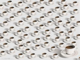 WAKE UP AND SMELL THE COFFEES by oufve