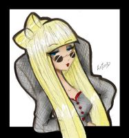 Lady GaGa 5 by LoLoxD