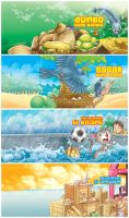 ANIMAL STORIES by prie610