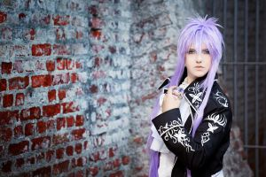 KAMUI GAKUPO - Cosplay - who am I? by Shinkan-Seto