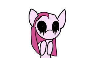 Pinkamina Has Done Nothing Productive All Day by Emmabebe