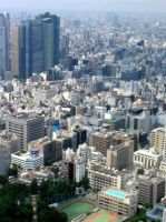 A Good View of Tokyo by ShadowKirby777