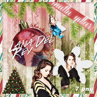 PNG PACK (114) Lana Del Rey by DenizBas