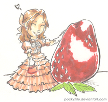 S-FF: Kaylee likes strawberrys by pockyfille
