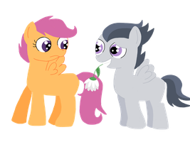 That Corny Flower Thing by schwarzekatze4