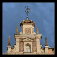 Top - One Of The Houses On The Market Square by skarzynscy