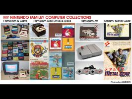 Nintendo Famicom Collection by Atariboy2600