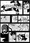 Page98 - Son Goku and Superman: The Clash by Einstein001