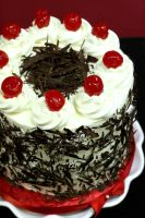 Black Forest Cake 2 by bittykate