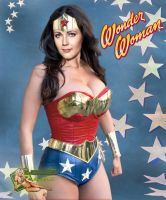 Wonder Woman | Lynda Carter | WWLC001 by c-edward