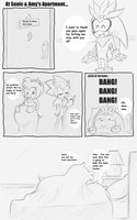 Sonic got Amy Pregnant Pg 17 by sonicxamy09