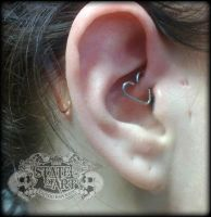 Daith by state-of-art-tattoo