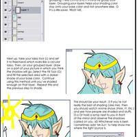 CGing tutorial x3 by ascherie