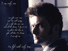 Tenth Doctor Wallpaper by CarrieLeFey316