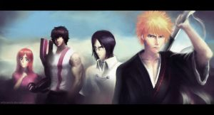 BLEACH by SchastnySergey
