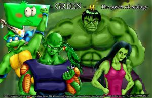 Green Power by CaptainMexico
