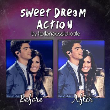 Sweet Dreams Action by italianaussiehottie