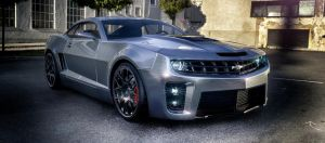 Chevrolet Camaro ZL1 by TheImNobody