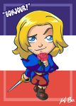 Hetalia France Art Card by kevinbolk