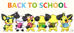 Back to School by pichu90