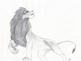 The Lion King by Loleia