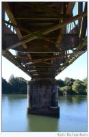 Rail bridge 1 by Purple-Dragonfly-Art