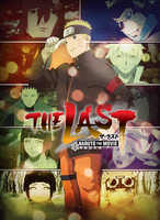 The Last Naruto The Movie Poster by Omegas82128