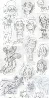Traditional Skechdump1 by millegas