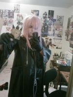 Marluxia Cosplay OLD WIG++ by JasonTerror