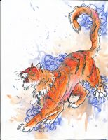 Tiger Cover by pluie3et3grenouille