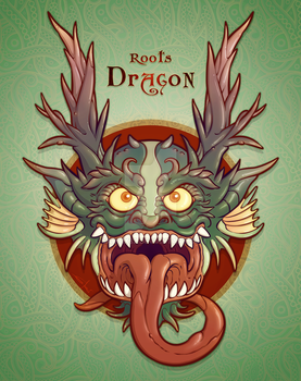 Roots Dragon by Sarcix82