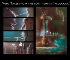 Mia Tales from the Lost Islands prologue 1 by NunoPlati