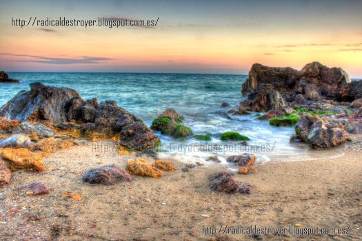 Another World HDR by celucrator