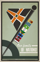 Our Family of Nations! by KingWillhamII