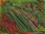 Red Green abstract by BoilBilly