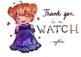 Thanks by Xylica