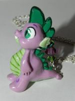 Spike, Baby Dragon, My Little Pony Friendship is M by Secretvixen
